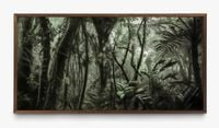 A picturesque voyage through Brazil # 80 by Cássio Vasconcellos contemporary artwork print