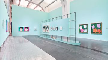 Contemporary art exhibition, Andy Warhol, Becoming Andy Warhol at UCCA, UCCA Beijing, China
