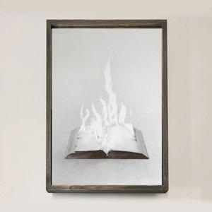 Mirror – Black by Ken Matsubara contemporary artwork