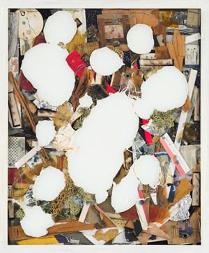 Opium Poppy 14/Street Memory 2 by Shinro Ohtake contemporary artwork