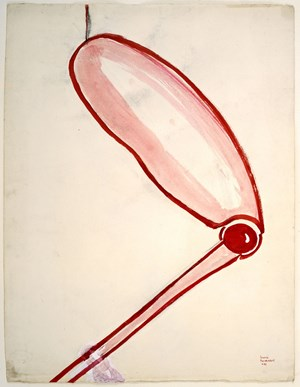 Henriette by Louise Bourgeois contemporary artwork
