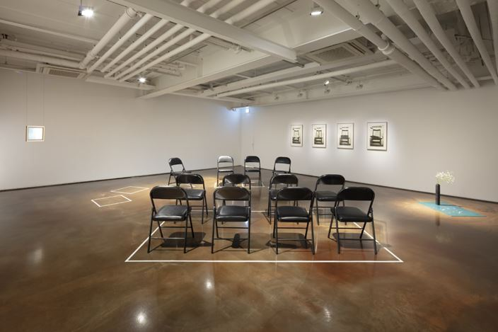 Exhibition view: CHOI Byungso,意味와 無意味 SENS ET NON-SENS: Works from 1974–2020, Arario Gallery, Seoul (26 November 2020–27 February 2021). Courtesy CHOI Byungso and Arario Gallery.
