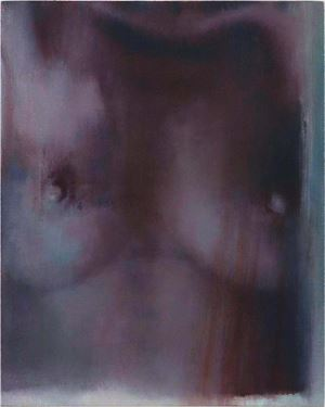 Timid and Strained 2 by Xie Qi contemporary artwork
