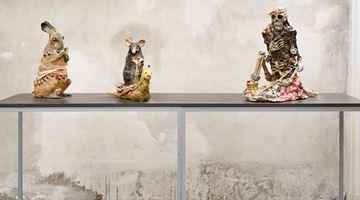 Contemporary art exhibition, Group Exhibition, Wietske van Leeuwen & Carolein Smit at Brutto Gusto, Berlin, Germany