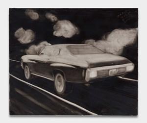 Rainbow road part2 (Billy Andoe) 4/15/18 by Joe Andoe contemporary artwork