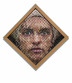 Retrato Madre e Hija -De la serie Alternancias by Pablo Boneu contemporary artwork