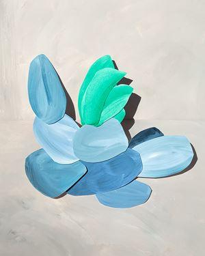 pool by Ina Jang contemporary artwork