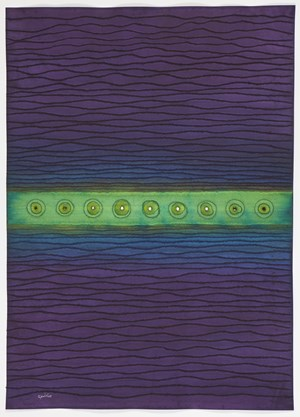 Kama V by Sohan Qadri contemporary artwork