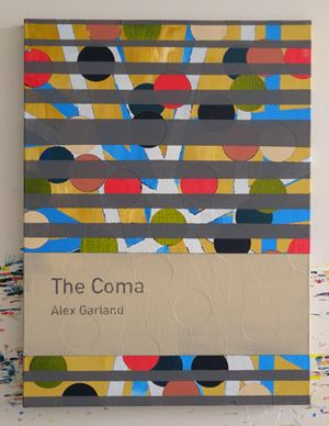 The Coma / Alex Garland by Heman Chong contemporary artwork