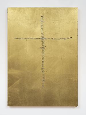 INSIDE (HYPER-POEM LOCKDOWN) by Stefan Brüggemann contemporary artwork