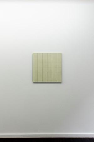 Raster aus Sechs Quadraten by Hartmut Böhm contemporary artwork