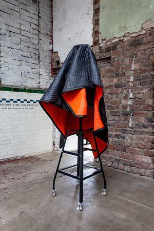 Broken Tributes to a Morally Bankrupt Cause (Iron) by Gardar Eide Einarsson contemporary artwork