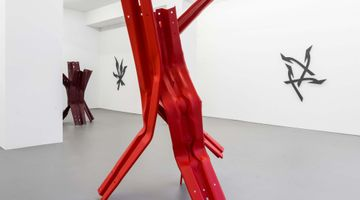 Contemporary art exhibition, Bettina Pousttchi, Directions at Buchmann Galerie, Buchmann Galerie, Berlin, Germany
