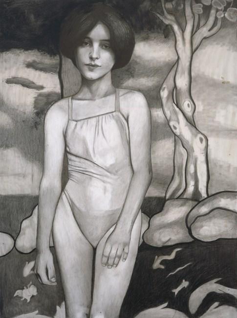 Ms. Nesbit by Jenny Scobel contemporary artwork