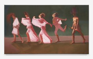 Gede Study for Mambo by Sylvia Maier contemporary artwork