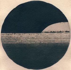 Horizon Variations 01 by Corinne De San Jose contemporary artwork