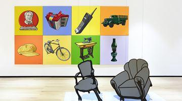 Contemporary art exhibition, Li Bangyao, Ecstasy at Tang Contemporary Art, Bangkok