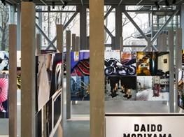 The urban chaos of Japanese photographer Daido Moriyama