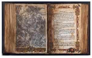 The Book of Hours of Bharatayudha by Eddy Susanto contemporary artwork