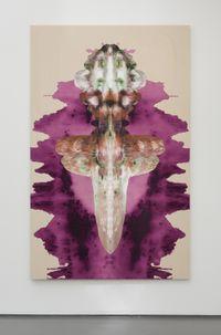 First Man in Situ by Elizabeth Neel contemporary artwork painting