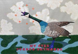 My Eyes Turned Skywards by Koichiro Takagi contemporary artwork