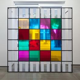 Daniel Buren contemporary artist