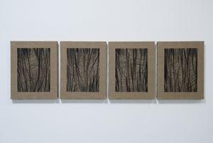 Avant-dernières pensées by Joël Andrianomearisoa contemporary artwork