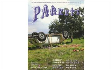 Parkett Vol. 92