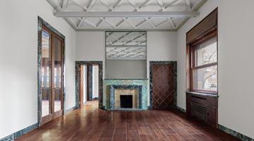 Massimo De Carlo contemporary art gallery in Viale Lombardia, Milan, Italy