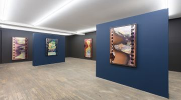 Contemporary art exhibition, Hu Weiyi, Geography of the Body at HdM GALLERY, Beijing, China