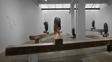 Contemporary art exhibition, Jaume Plensa, Silence at Galerie Lelong & Co. New York