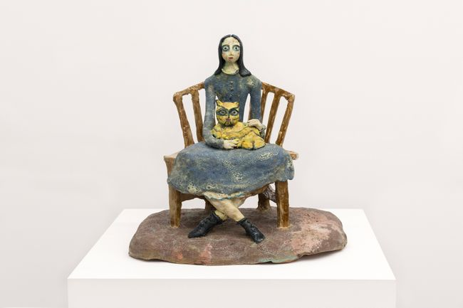 Not Married by Beatrice Wood contemporary artwork
