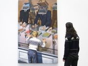 """Jim Shaw: Before and After Math"""" 2021 Exhibition"""