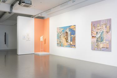 Exhibition view: Group Exhibition, Witness, Pilar Corrias, London (7 April–4 May 2018). Courtesy Pilar Corrias. Photo: Damian Griffiths.