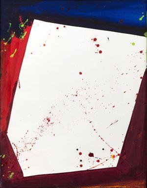 SF64-045 by Sam Francis contemporary artwork