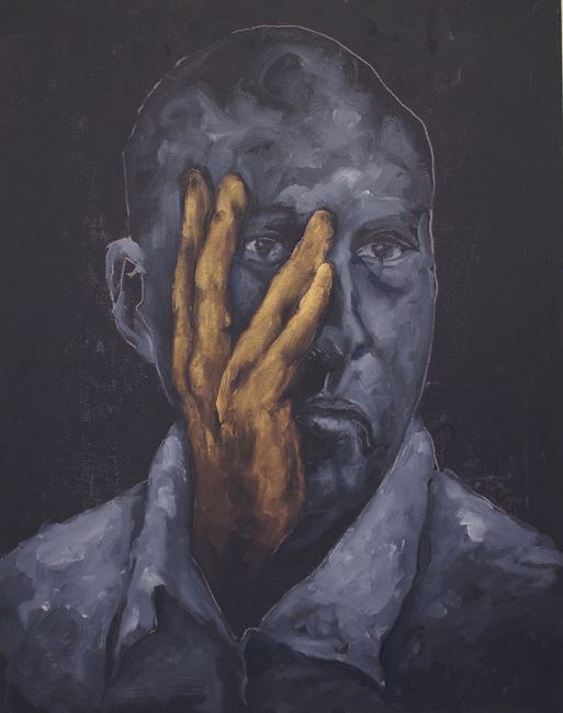 As for Me, I Confess That I Should like to Be like Him by Avish Khebrehzadeh contemporary artwork