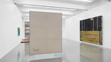 Contemporary art exhibition, David Ostrowski, Michail Pirgelis, Nothing Happened at Sprüth Magers, Los Angeles