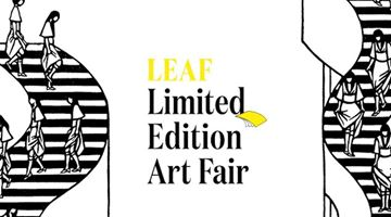Contemporary art exhibition, LEAF Limited Edition Art Fair 2020 at Gallery Fifty One, Antwerp