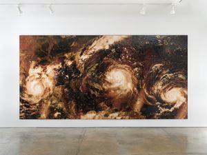 Caribbean Cosmos by Teresita Fernández contemporary artwork