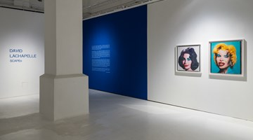 Contemporary art exhibition, David LaChapelle, SCAPEs at Pearl Lam Galleries, Singapore
