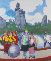 Ashima by Wang Xingwei contemporary artwork painting