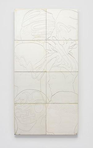 Untitled by Lauren Halsey contemporary artwork
