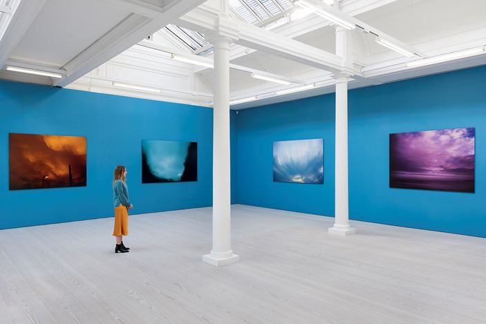 Exhibition view: Nan Goldin, Sirens, Marian Goodman Gallery, London (14 November 2019–11 January 2020). Courtesy the artist and Marian Goodman Gallery.