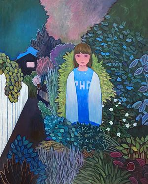 Me Like a Ghost by Tatsuhito Horikoshi contemporary artwork