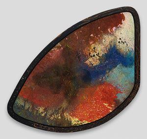 Den Porthole 5 [Gemini 2] by Matthew Day Jackson contemporary artwork