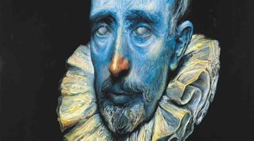 Contemporary art exhibition, Group Exhibition, Visions of the Self: Rembrandt and Now at Gagosian, Grosvenor Hill, London