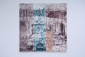 Señal de abandono 29 by Jorge Tacla contemporary artwork painting