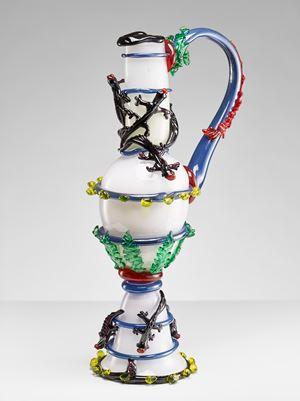 Jar by Bernard Heesen contemporary artwork