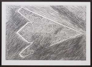 Te Hokioi by Brett Graham contemporary artwork