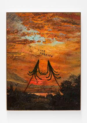 Live Forever by Friedrich Kunath contemporary artwork